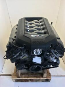 Engine And Transmission 5 0l Vin F 8th Digit Fits 11 14 Mustang Only 67k Miles