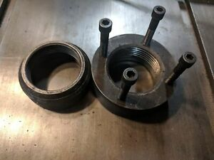 South Bend Spindle Nose Thread Protector 2 1 4 X 8tpi Heavy 10 13 14 5 16