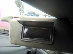 Passenger Sun Visor Without Illumination Fits 98 01 Integra 13608798