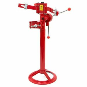 Hand Operate Spring Press Compressor Strut Coil Auto Equipment High Speed Tool