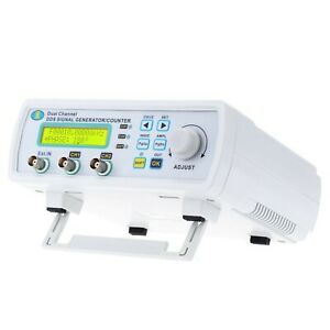 Signal Generator Kkmoon High Precision Digital Dds Dual channel Signal Sourc