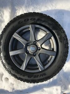 Msw Type 77 Rims With Goodyear Trailrunner At Tires