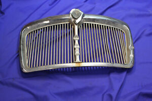 Mg Magnette Grille Assembly