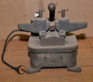 Vintage Grob Bros Portable Band Saw Blade Welder Blacksmith Knife Maker Tool