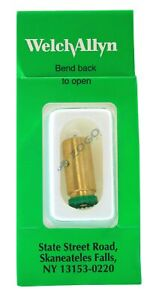 Welch Allyn 03800 u Panoptic Opthalmoscope Replacement Bulb