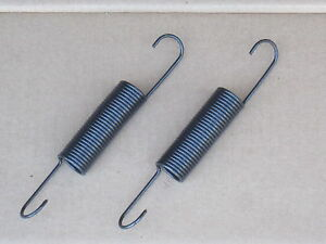2 Brake Pedal Springs For Ih International Hydro 100