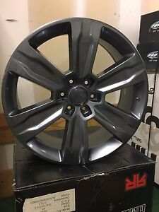 4 New F150 Platinum 22 Hyper Silver Oe Replica Ford Wheels 6x135 Truck Factory