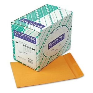 Quality Park Catalog Envelope 9 X 12 Brown Kraft 250 box