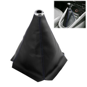 Universal Car Pvc Faux Leather Gear Shifter Knob Cover Dust Boot Protector
