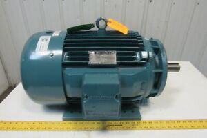 Worldwide Electric Wwe20 12 286t 20hp Electric Motor 230 460v 3ph 286t 1185rpm