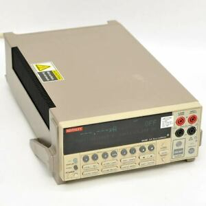 Keithley 2440 Sourcemeter Smu 6 5 digit 50w Sink source To 40v 5a Source Meter