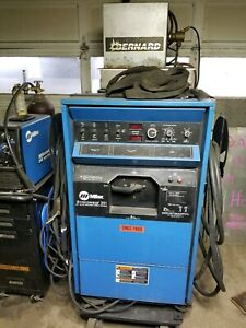 Miller Syncrowave 351 Tig Single Phase