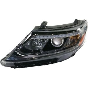 Headlight For 2014 2015 Kia Sorento Driver Side