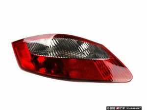 Genuine Porsche Boxster Cayman 05 08 Left Clear red Taillight Lens 98763144504