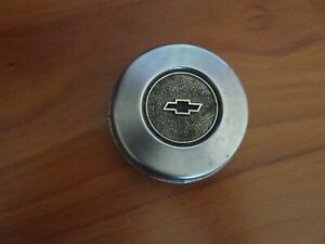 Chevrolet Bowtie Steering Wheel Horn Button Used Gm Oem 3923665