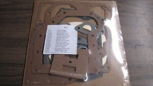 Wisconsin Engine Gasket Set Q21e For Thd Tfd Tf Te Read Ad