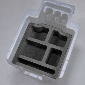 Fits Ford Escape 2008 2012 Center Console Black Waterproof Organizer Inserts