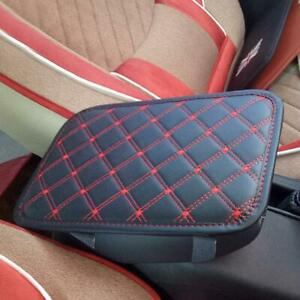 Universal Pu Car Auto Armrest Center Console Pad Support Arm Rest Cover Cushion