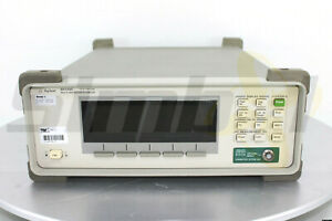 Agilent Hp 86120c Opt 021 Wavelength Meter Refurbished 1yr Warranty