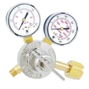 Miller Smith 30 20 540 Oxygen Medium Duty Regulator