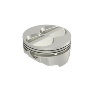 Icon Piston Set Ic9971 060 4 060 Bore 11cc Flat Top For Ford 347 Sbf Stroker