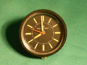 Dash Board Clock Vw Beetle K Fer Bug Split Oval Porsche 356 Pre A Porsche 356 A