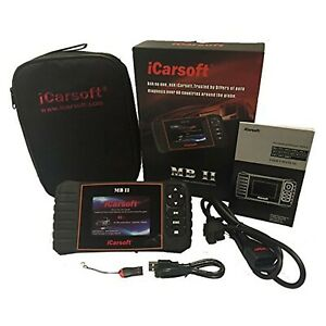 Icarsoft Mbii For Mercedes Benz Sprinter Smart Professional Diagnostic Tool S