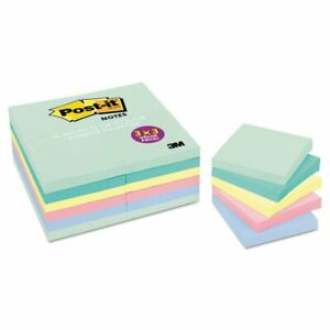 Post it Notes Original Pads 3 X 3 100 Sheet Pads 24 Pads 2 400 Total Sheets