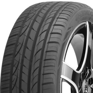 Hankook Ventus S1 Noble2 245 45r18 100h Xl Moextended Run Flat Tire