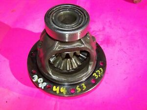 Dana 44 3 Series 30 Spline Open Carrier