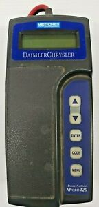 Midtronics Powersensor Micro420 Battery Tester Daimler Chrysler