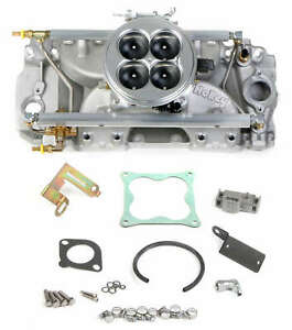 Holley Efi 550 705 Big Block Chevy Multi port Power Pack Kit For Standard Dec