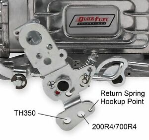 Quick Fuel Bd 650 Ss series Carburetor Black Diamond 650cfm