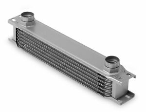 Earls 40700erl Earls Temp A Cure Oil Cooler Grey 7 Rows Wide Cooler 10
