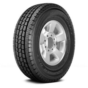 Mastercraft Courser Hxt 285 75r16 126 123r E 10 Ply Commercial Truck Tire