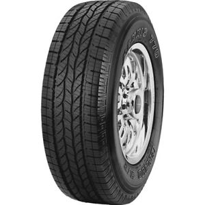 4 New Maxxis Bravo Ht 770 Lt265 75r16 123 120s E 10 Ply Light Truck Tire