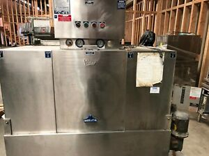 Used Commercial Restaurant Equipment Stero Dish Machine