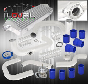 90 93 Integra Gs Ls Rs Gsr T 6061 Piping Kit Autox Intercooler Silicone Hose