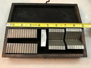 Machinist Machine Shop Tools Centering Parallel And V Blocks Metalworking