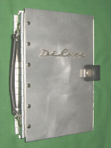 Classic 1 0 Silver Metal Binder Little Earth 3 Ring Planner Franklin Covey