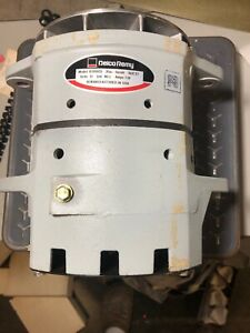 Delco Remy Reman Alternator 35si 8700025 12v Grd Neg