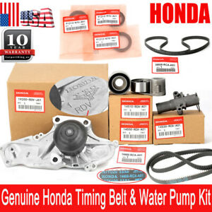 Genuine Honda Oem Timing Belt Water Pump Kit For Honda Acura V6 Odyssey Usa