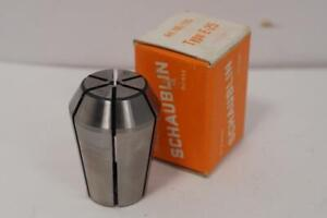 New Schaublin E 25 3 32 Collet For Emco Maximat Mill Or Lathe Swiss Made