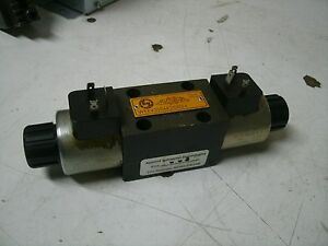 Hy Hydraulic Solenoid Wee43s06e2g024 New
