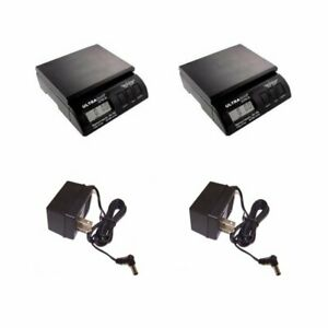 My Weigh Ultraship Digital Shipping Scale Adapter 2 pack Bundle