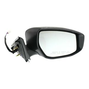 Mirror For 2013 2018 Nissan Altima Sedan Right With Signal Light Manual Folding