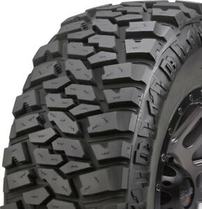 4 New Dick Cepek Extreme Country Lt 35x12 50r18 Load D 8 Ply M t Mud Tires