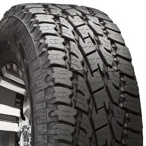 4 New Toyo Open Country A T Ii 265 70r18 114s At All Terrain Tires