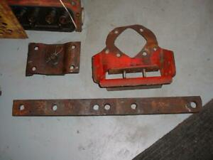 Ford 860 800 801 Tractor Swinging Draw Bar Assembly 4000 Series 1801 Ford