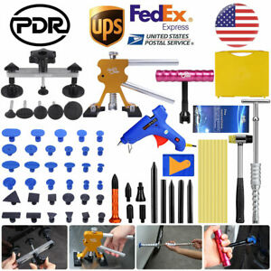 70 Pdr Tools Paintless Dent Repair Dent Lifter Puller Slide Hammer Removal Kits